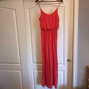 Lush Knit Maxi Dress - size Medium